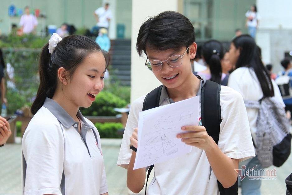 Những điểm thí sinh phải lưu ý trong kỳ thi vào lớp 10 ở Hà Nội