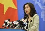 Bộ Ngoại giao phản ứng về tweet Biển Đông của bà Hoa Xuân Oánh