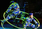 The circus Federation offers special programs dedicated to the soldiers of the Navy