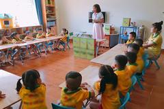 Có thể chi 5,4 triệu đồng cho giáo viên mầm non tư thục phải nghỉ dạy vì Covid
