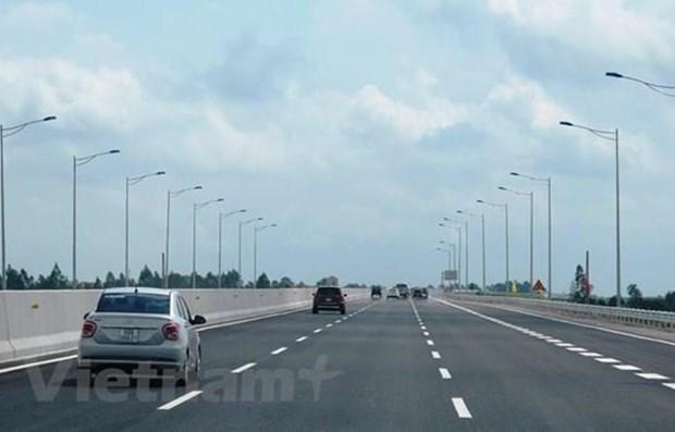 North-South Expressway,vietnam transport infrastructure