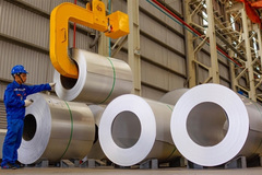 Australia initiates anti-dumping lawsuit against Vietnamese aluminum zinc coated steel