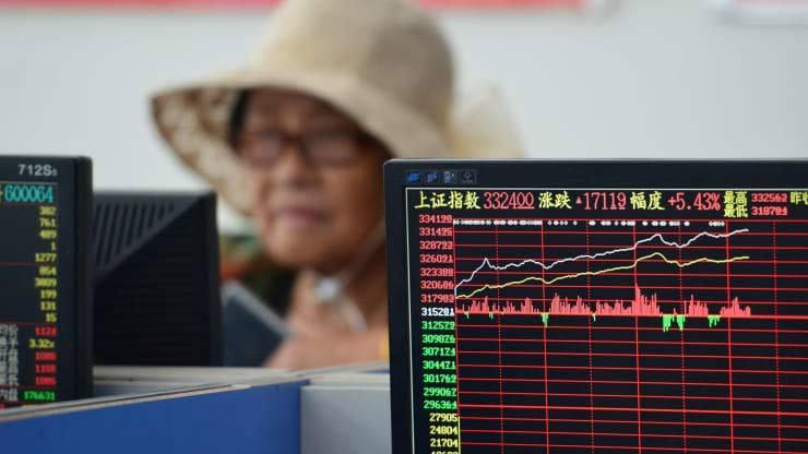 Bay mất hơn 700 tỷ USD, sức mạnh Trung Quốc rơi vào tình thế khó