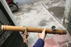 Chuyện phiếm nghịch tai, dùng điếu cày đánh chết 'bạn nhậu' ở Hà Nội
