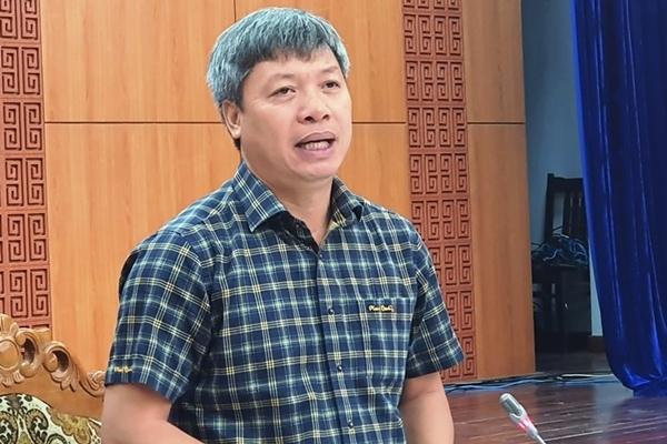Phó Chủ tịch Quảng Nam yêu cầu người đứng đầu sở, ngành phải đi họp