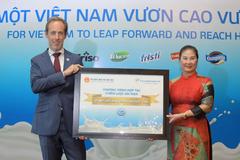 Sữa Cô Gái Hà Lan đầu tư 55 tỷ đồng 'Vì một Việt Nam vươn cao vượt trội'