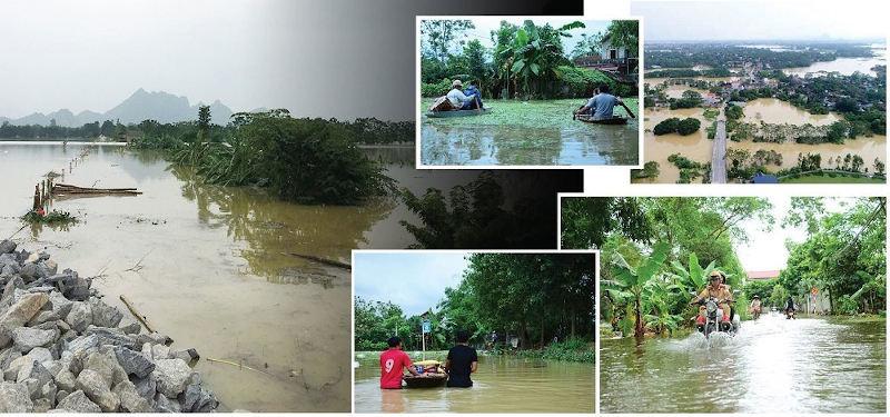 natural disasters,Vietnam environment