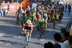 Ton Hoa Sen cycling cup to start on National Day