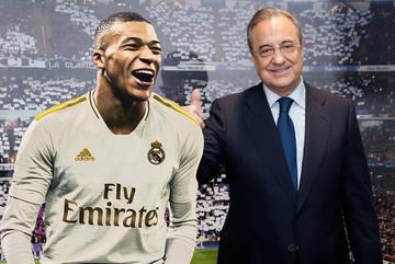 Real Madrid chi 350 triệu euro nổ 'siêu bom tấn' Mbappe