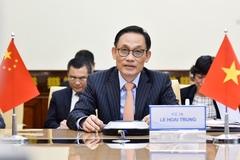 Việt Nam - Trung Quốc họp trực tuyến bàn về Biển Đông và Covid-19