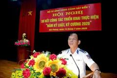 BTL Vùng Cảnh sát biển 1: Đổi mới nâng cao chất lượng huấn luyện với xây dựng nền nếp chính quy