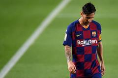 """Messi nổi giận: """"Đá thế này, Barca đừng mơ C1!"""""""