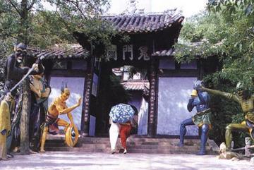 'Phố ma' ở Trung Quốc: Chỉ đông đúc ban ngày, ban đêm không ai dám đến