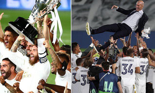 HLV Zidane: Vô địch La Liga sướng hơn cả Champions League