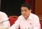 Chủ tịch Nguyễn Đức Chung đồng cảm với người dân sống quanh bãi rác Nam Sơn