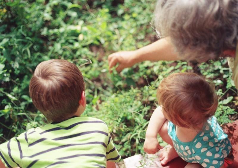 Cách ứng xử khéo léo cho bố mẹ khi ông bà nuông chiều cháu