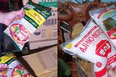 Đà Nẵng: Bắt cơ sở sản xuất bột nêm, mì chính giả