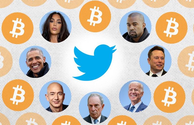 Twitter các ông trùm công nghệ cũng bị hack, cẩn trọng với tài sản trực tuyến