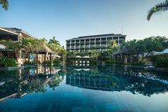 Yên bình ở resort nhận 2 giải thưởng du lịch quốc tế ở Hội An
