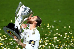Sergio Ramos: Chiến binh thần thoại của Real Madrid
