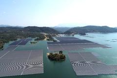 Xây hai nhà máy điện khổng lồ trên mặt nước ở Nghệ An