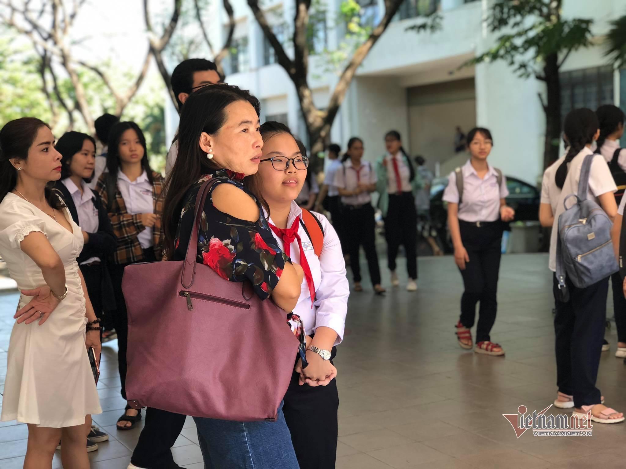 75% học sinh sẽ trúng tuyển lớp 10 công lập ở Đà Nẵng