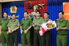 Bổ nhiệm Phó Cục trưởng Cục Cảnh sát kinh tế, Bộ Công an