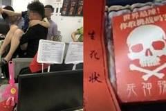 Công ty TQ ép nhân viên ăn bim bim cay tới nhập viện