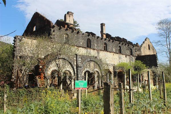 Ta Phin monastery anothermagical beauty of Sa Pa