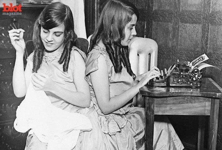 Cặp song sinh dính liền hơn 100 năm trước: Lấy chồng, đến già vẫn cô đơn