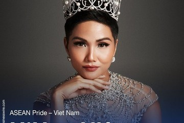 Miss Universe Vietnam 2017 H'Hen Nie honoured as 'Pride of ASEAN'