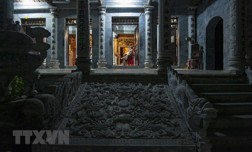 Thai Vi Temple – peaceful place in Ninh Binh province