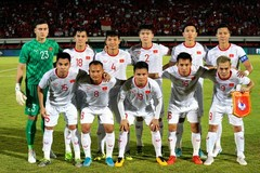 VN national football team remains pick of the bunch in Southeast Asia