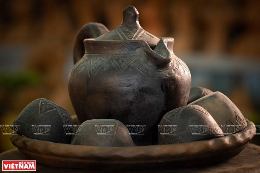 vietnam pottery,vietnam ceramics,vietnam craft villages