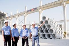 Dấu ấn những con đường mang thương hiệu bê tông AMACCAO