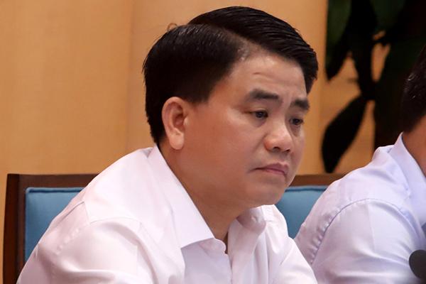 Ông Nguyễn Đức Chung bị truy tố liên quan đến công ty 'sân sau'