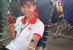 Young man drives blood donation movement in Central Highlands