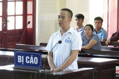Y án 2 năm tù với thủ thư hiếp dâm cô gái tàn tật ở Nghệ An