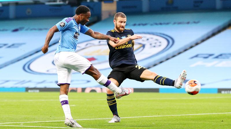 Arsenal vs Man City: Đại chiến lấy vé chung kết FA Cup