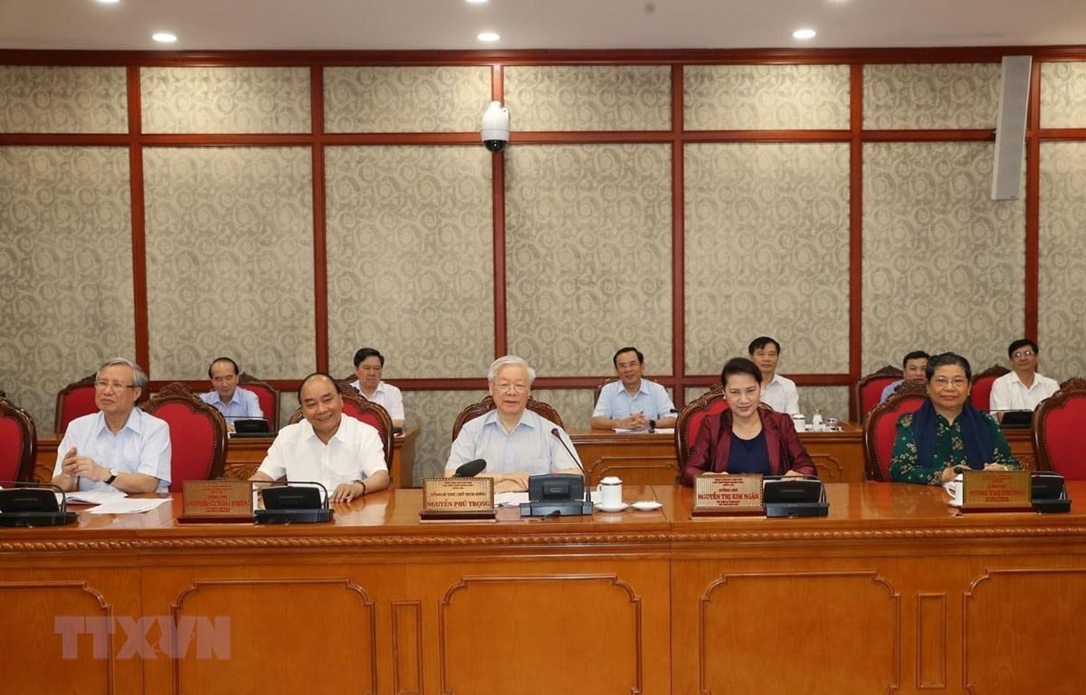 Tổng bí thư, Chủ tịch nước: Thanh Hoá phải trở thành một cực tăng trưởng mới