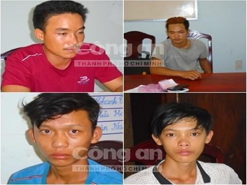 Những vụ trộm cắp tài sản, hiếp dâm khó tin
