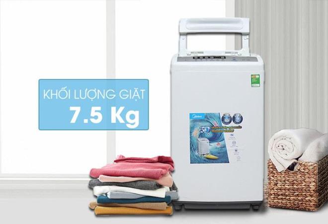 Top máy giặt 'ngon' đang giảm giá cực 'hời', chỉ từ 3 triệu