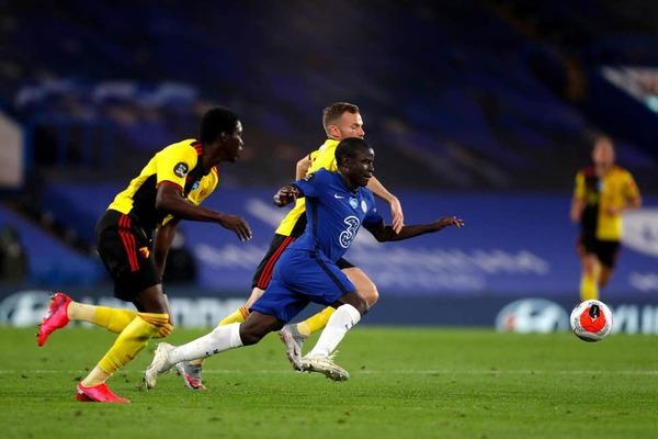 Kante lỡ hẹn đại chiến MU bán kết FA Cup