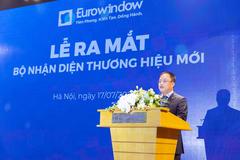 Eurowindow ra mắt bộ nhận diện thương hiệu mới