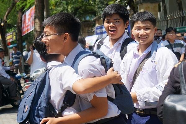 Thí sinh Đà Nẵng: Đề thi Ngữ văn có thể đạt được 7-8 điểm