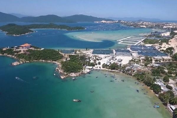 Doanh nghiệp tài trợ kinh phí lập quy hoạch Khu kinh tế Vân Phong