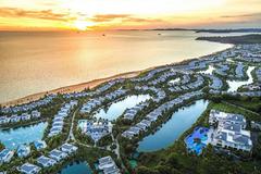 Hot vlogger Tân Một Cú, Duy Thẩm mê mẩn kỳ nghỉ ở bắc đảo Phú Quốc