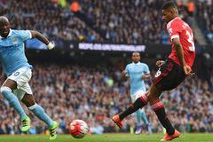 Đội hình MU đấu Man City: Fred, Martial trở lại