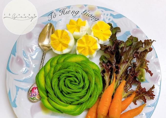 Cách làm nước xốt salad ngon miệng cho những người ăn kiêng