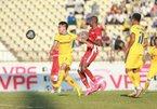 SLNA ôm hận trước Viettel, Quảng Ninh và Thanh Hóa rủ nhau thắng